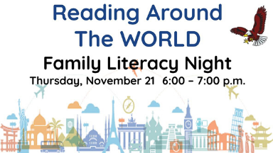 Ellis Literacy Night