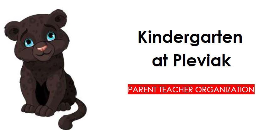 Kindergarten at Pleviak Parent Teaccher Organization